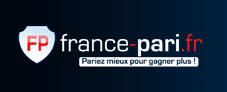 Logo du bookmaker Francepari